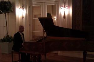 Fransız Sarayında Piyano